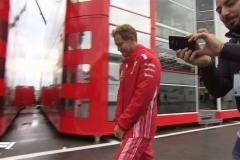 F1意大利站FP1:佩雷兹最快 维特尔变速箱故障