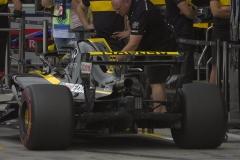 F1意大利站FP3:维特尔最快 霍肯博格遇DRS故障