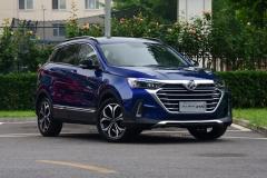 新一代绅宝X55正式亮相 预计三季度上市