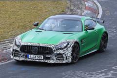 奔驰AMG GTR细节信息 造型十分惹眼