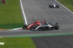 F1意大利站总结:法拉利再次遭遇主场惨案