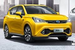 广汽三菱祺智EV开启预售 NEDC续航里程410公里