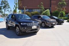 Jeep黑科技体验日 做更可靠更从容的伙伴
