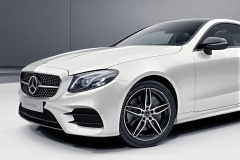 新款奔驰E级轿跑上市 52.88万起/配置提升