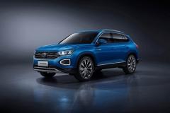 一汽-大众全新中型SUV英文名为TAYRON 9月19日正式发布
