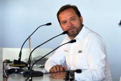 凤凰网汽车对话奥迪运动(亚洲)客户赛车部门总监马丁·库尔