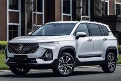 宝骏全新SUV曝光 全新平台预计售价10-15万元