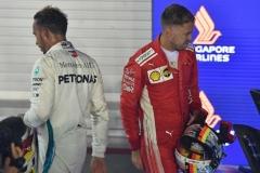 F1新加坡站赛后总结:法拉利又遇滑铁卢 争冠前途渺茫