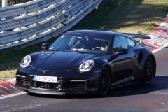 2020款保时捷911 Turbo谍照曝光 或年底前发布