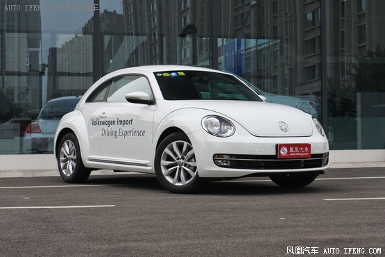 大众甲壳虫最高优惠1.7万元 有少量现车