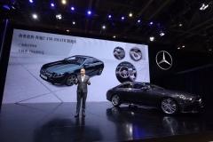奔驰E350 4MATIC轿跑车上市 售70.48万元