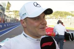 F1俄罗斯站博塔斯:杆位只是周末的第一步