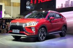 广汽三菱奕歌预售14-19万 1.5T动力/5款车型
