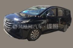 传祺GM6手动挡车型谍照曝光 预计年内上市
