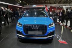 2018巴黎车展:奥迪SQ2实车全球首发