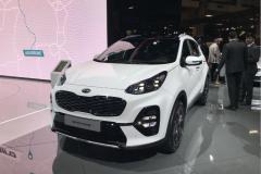 2018巴黎车展:起亚新款SPORTAGE发布