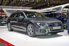 2018巴黎车展:全新奥迪A6 Avant发布