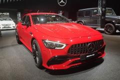 2018巴黎车展:AMG GT 43四门版首发