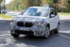 新款BMW X1谍照曝光 电子档把回归