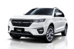新款众泰T600将于10月10日上市 预售8-14万