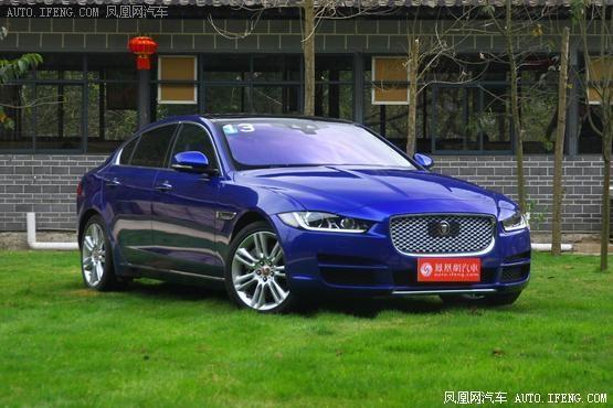 捷豹XEL最高优惠6.58万元 店内少量现车