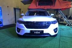 新款众泰T600正式上市 售价7.98-13.78万元