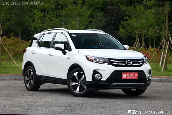传祺GS3现金直降0.5万元 店内现车销售