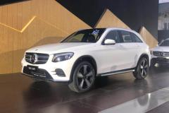 奔驰GLC长轴距版正式上市 售42.98-57.60万元