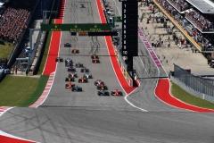 F1美国站前瞻:赛季总冠军或将于本站揭晓
