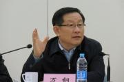 万钢:中国缺少智能网联和自动驾驶汽车的国家战略