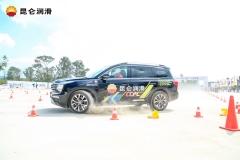小鹅亲临昆仑润滑杯2018中国量产车性能大赛CCPC昆明站