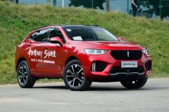 WEY VV5升级款上市 新增四驱车型/售15万起