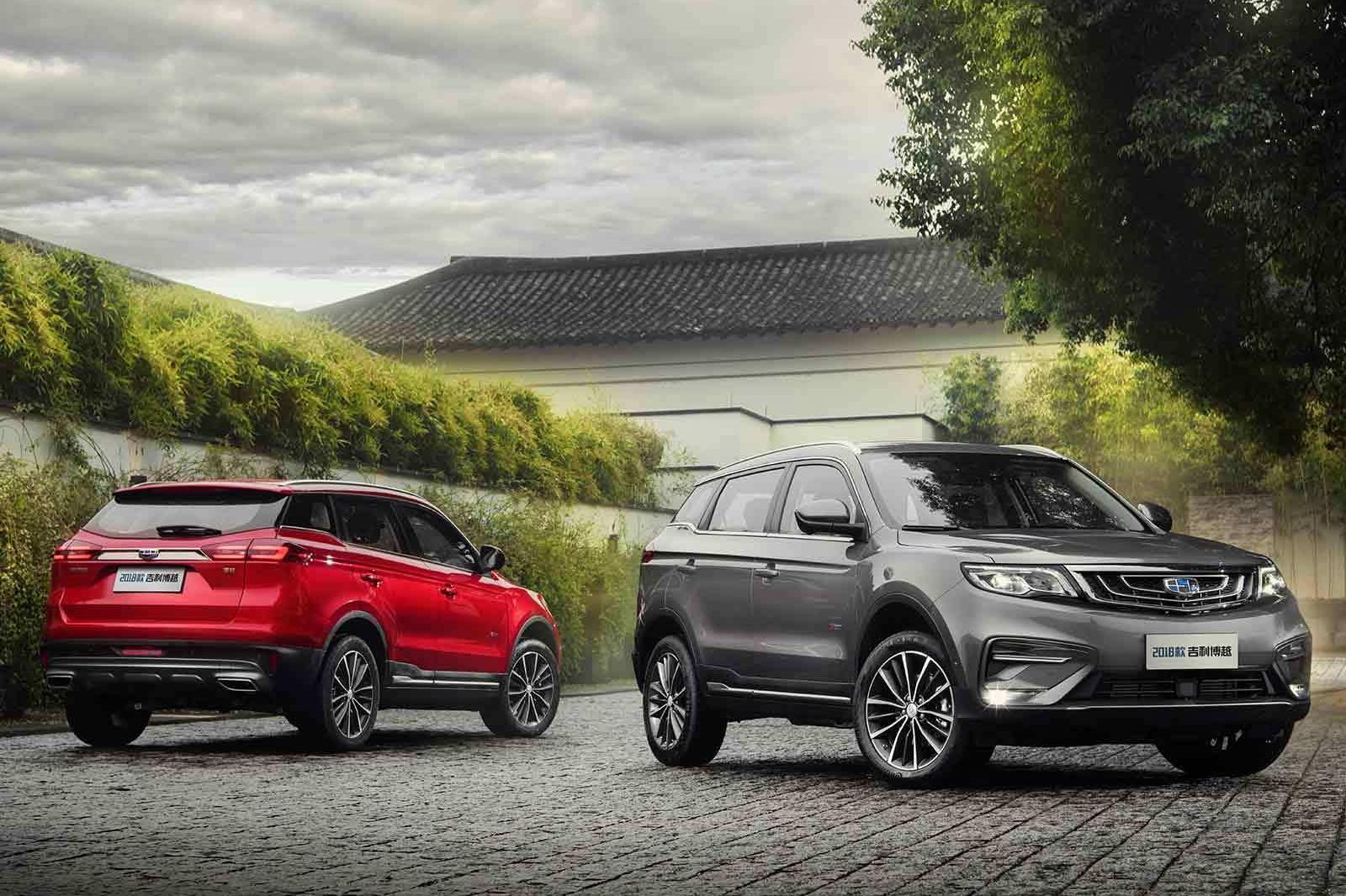 买了不后悔 这四款自主品牌SUV配置高,空间大,还配T动力