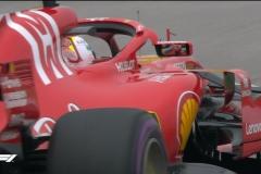 F1美国站FP3:维特尔最快 汉密尔顿P3