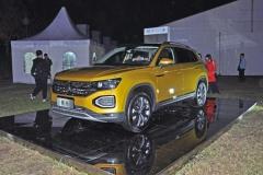 一汽-大众探岳正式上市 售价18.88-31.98万元