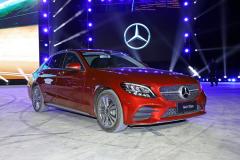 新款奔驰C级上市 新增1.5T+48V微混系统/31.58万起
