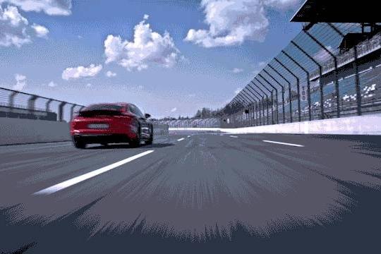 4.1秒破百的性能猛兽,保时捷Panamera GTS强势来袭!