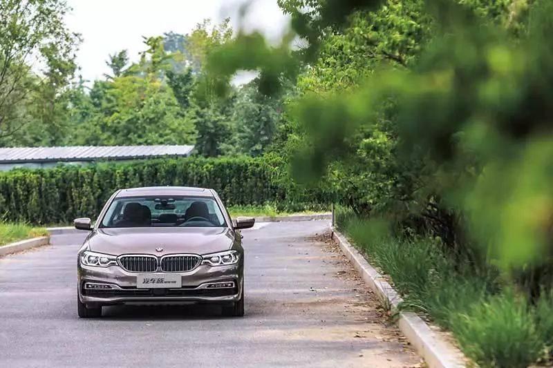 另一种绅士|全新BMW 530Le