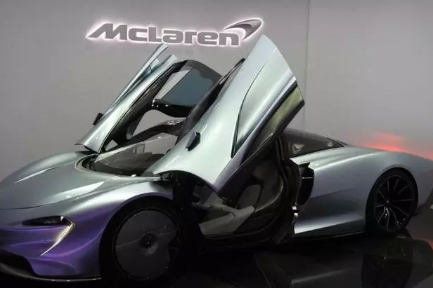 90车闻丨迈凯伦全新三座跑车——Speedtail全球首次亮相