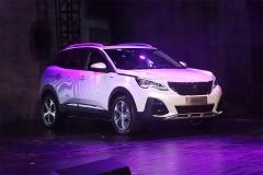 东风标致SUV家族推新 2019款3008/4008/5008上市