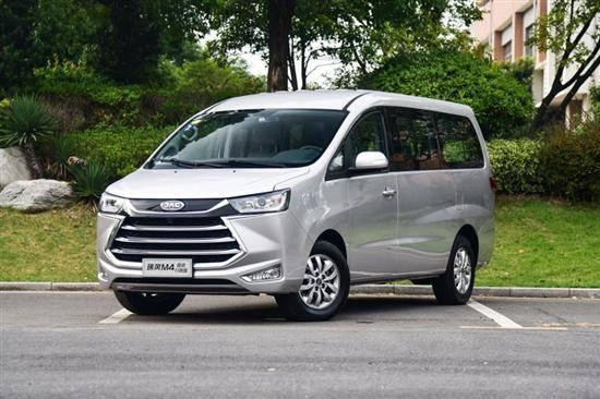 新款江淮瑞风M4上市 增新车型/售9.98万起