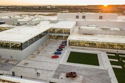捷豹路虎斯洛伐克工厂正式投产 产量达10万
