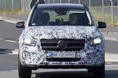 """奔驰将推全新""""SUV"""" 甚至有7座可选"""