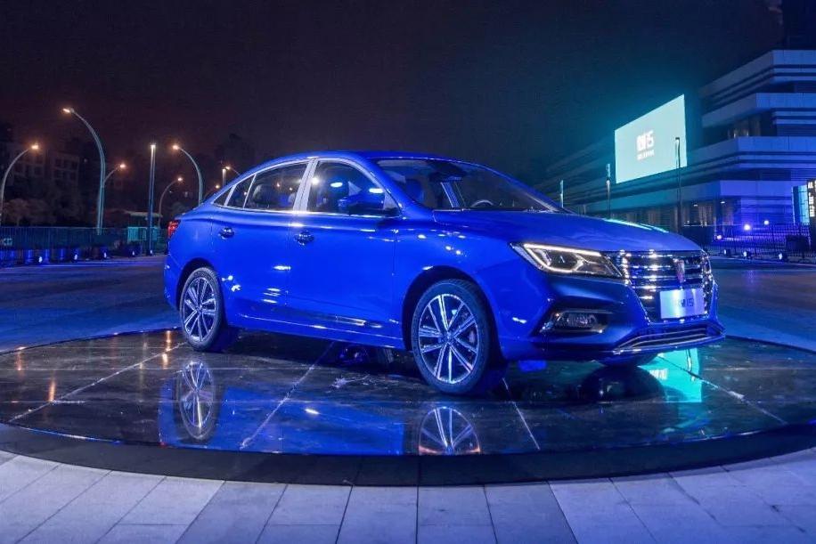 低价高能 荣威i5横扫A级轿车市场!