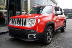 Jeep自由侠新增车型上市 搭2.0L动力/满足国VI排放标准