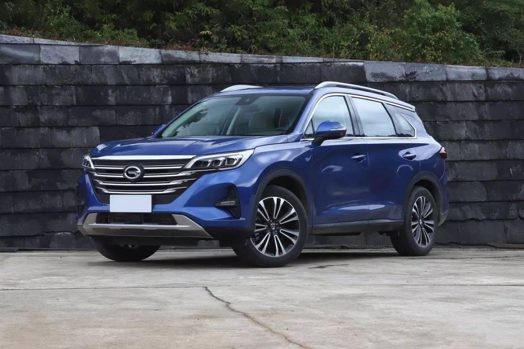 新车   用光影诠释个性的SUV  全新传祺GS5 10.98万起售