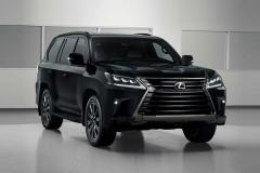 雷克萨斯LX新车型官图 将于洛杉矶车展发布