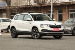 斯柯达柯珞克新增车型上市 售价16.49万