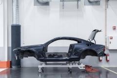 Polestar 1完成撞击测试 碳纤维车身首次参与实验