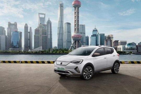 关注1116:带着大众车标的江淮电动SUV 什么套路?